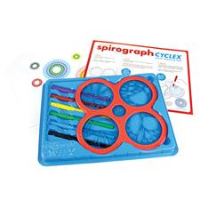 Distributor of The Original Spirograph Cyclex Spiral Drawing Tool