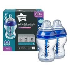 Distributor of Tommee Tippee Advanced Anti-Colic Bottles Decorated 260ml 2Pk