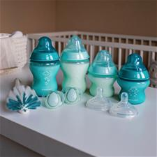 Distributor of Tommee Tippee Closer to Nature Bottle Starter Kit Sky