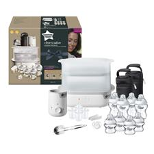 Distributor of Tommee Tippee Closer to Nature Complete Feeding Set White