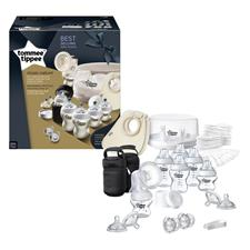 Distributor of Tommee Tippee Closer to Nature Microwave Steriliser & Manual Breast Pump
