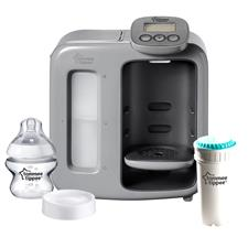 Distributor of Tommee Tippee Closer to Nature Perfect Prep Day and Night Grey