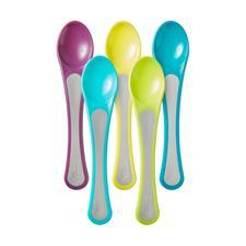 Distributor of Tommee Tippee Feeding Spoons 5Pk