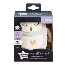 Distributor of Tommee Tippee Mini Travel Sleep Aid - Ollie the Owl