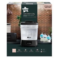 Distributor of Tommee Tippee Steri-Dryer Steriliser Black