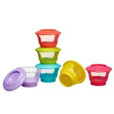 Distributor of Vital Baby NOURISH Store & Wean Pots 60ml 6Pk