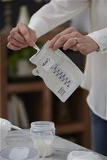 Distributor of Vital Baby NURTURE Easy Pour Breast Milk Storage Bag 30Pk