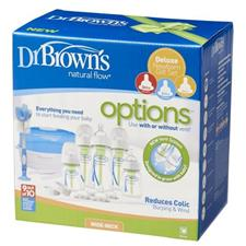 Dr Browns Options Newborn Gift Set