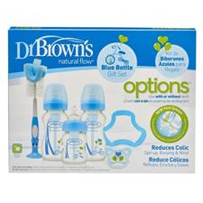 Dr Brown's Options Special Edition Gift Set Blue