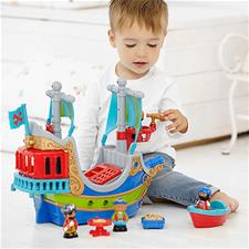 Distributor of Early Learning Centre Happy Land Pirate Ship