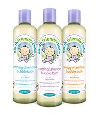 Earth Friendly Baby Organic Bubble Bath Chamomile 300ml