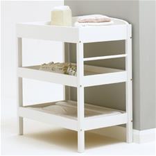 East Coast Clara Dresser - White