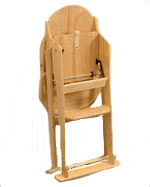 Distributor of East Coast Folding Highchair