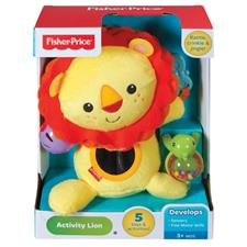 Fisher-Price Activity Lion