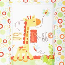 Fisher-Price 'Giraffe Friends' Changing Mat