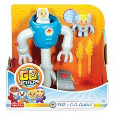 Go Jetters Foz & Giant