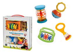Halilit Toddler's Music Carnival Set