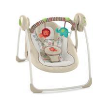 Ingenuity Cozy Kingdom Portable Swing