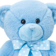 Keel Toys Baby Bear Blue 25cm