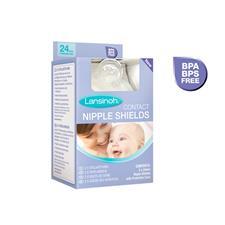 Lansinoh Contact Nipple Shields 24mm