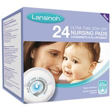 Lansinoh Disposable Nursing Pads 24Pk