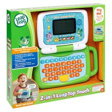 Wholesale of Leap Frog 2-in-1 LeapTop Touch Laptop