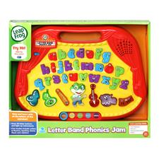 Baby products distributor of Leap Frog Letter Band Phonics Jam