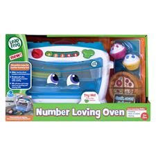 Leap Frog Number Loving Oven