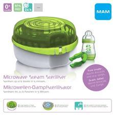 MAM Microwave Steam Steriliser