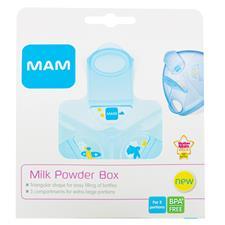 MAM Milk Powder Box Blue