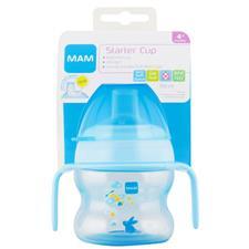 MAM Starter Cup Blue