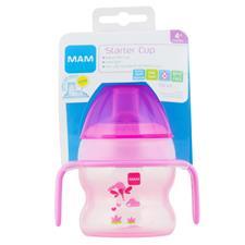 MAM Starter Cup Pink