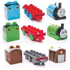 Mega Bloks Thomas & Friends Character Collection Asst