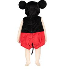 Mickey Mouse Tabard with Hat - 6-12mths