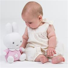 Miffy Pink Soft Toy