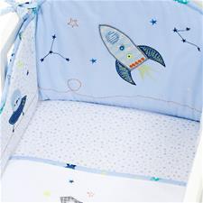 Mothercare Space Dreamer Crib Bale