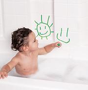 Munchkin Bath Time Crayons 5Pk
