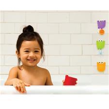 Munchkin Bath Toy Cups Water Falls 4Pk