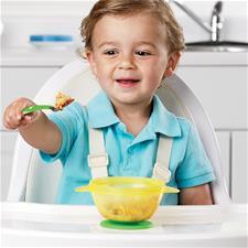 Munchkin Toddler Fork & Spoon Set