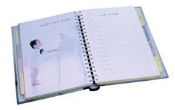 My Baby's Journal Blue Boy