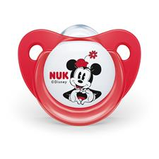 NUK Disney Soothers 6-18m 2Pk