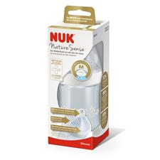 NUK Nature Sense Bottle 260ml