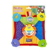 Nuby Teether Plush Blanket