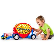 Oball Toy Car Carrier