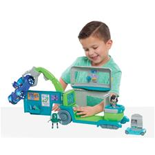Baby products distributor of PJ Masks Romeo's Lab Playset