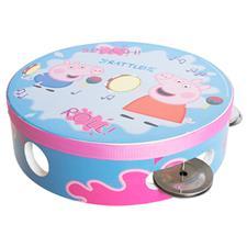 Access All Areas Peppa Pig Splish Splash Tambourine