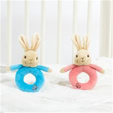 Distributor of Peter & Flopsy Rabbit Plush Ring Rattles