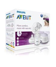Distributor of Philips Avent Comfort Single Electric Breast Pump