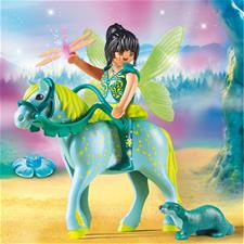 Playmobil Enchanted Fairy with Horse