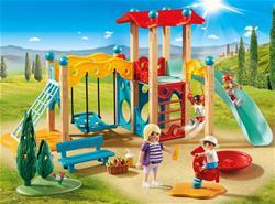 Playmobil Fun Park Playground with Watchtower
